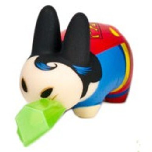 Kidrobot Superman (DC Universe) Labbit Blister series