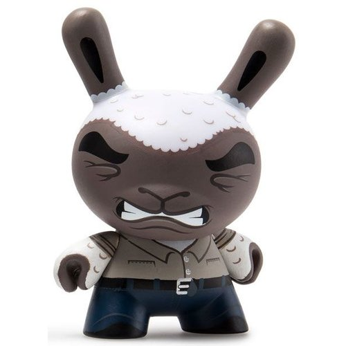 Panda kidrobot The Wild Ones Vinyl Dunny Mini Art Figures New