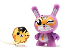 Tiger 1/24 by Linda Panda (The Wild Ones  Dunny series)