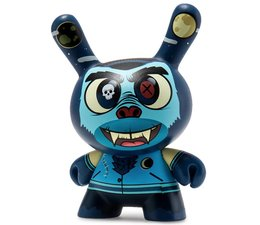 Howlin Hank 2/24 by Josh Divine (The Wild Ones  Dunny series)