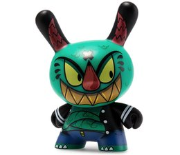 Kaiju 1/24 by Johnny Draco (The Wild Ones  Dunny series)