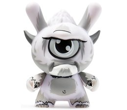 White Stroll 1/24 by Spanky Stokes (The Wild Ones  Dunny series)