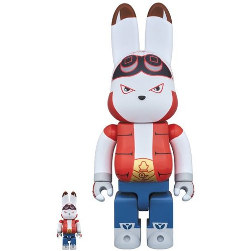 400% & 100% Rabbrick set - King Kazma