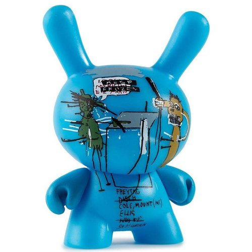 Kidrobot Dingoes 2/24 - Jean-Michel Basquiat Dunny series