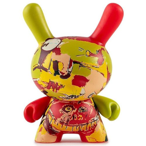 Kidrobot Wine of Babylon 2/24 - Jean-Michel Basquiat Dunny series