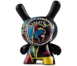 Two-Sided Coin 2/24 - Jean-Michel Basquiat Dunny series