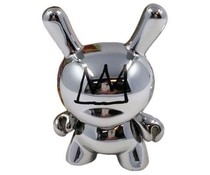Silver Crown 1/48 - Jean-Michel Basquiat Dunny series