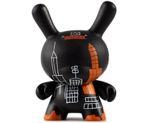 Mecca 1/48 - Jean-Michel Basquiat Dunny series