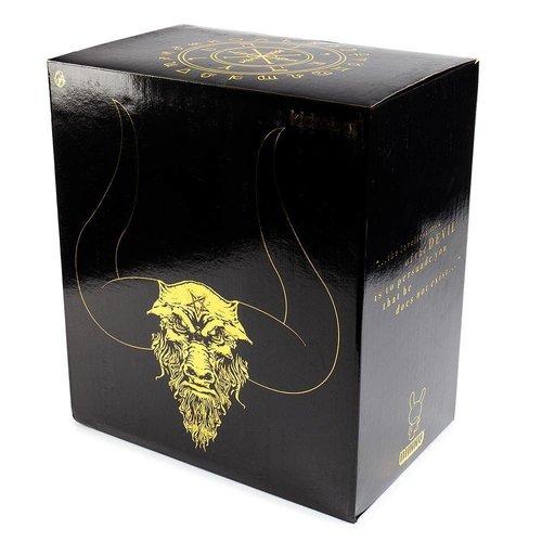 "Kidrobot 8"" Devil Dunny (Black) by Godmachine"