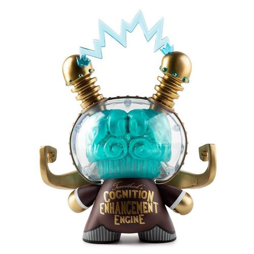 Kidrobot Cognition Enhancer Dunny by Doktor A.