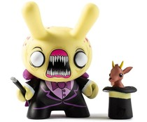 Chupacadabra 2/24 (Alex Pardee) City Cryptid Dunny series
