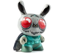 Mothman 2/24 (Chris Ryniak) City Cryptid Dunny series