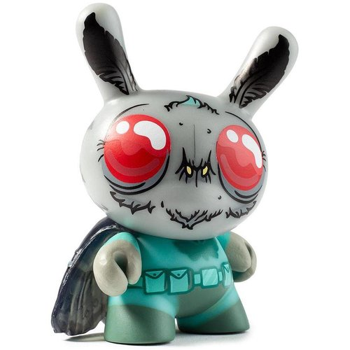 Kidrobot Mothman 2/24 (Chris Ryniak) City Cryptid Dunny series