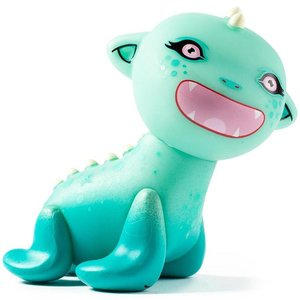 Kidrobot Loch Ness Monster 2/24 (Tara McPherson) City Cryptid Dunny series