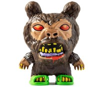 Sasquatch 3/24 (Skinner) City Cryptid Dunny series