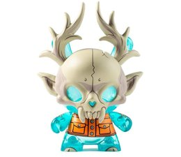 Wendingo 2/24 (Scott Tolleson) City Cryptid Dunny series