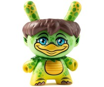 Kappa 2/24 (Scott Tolleson) City Cryptid Dunny series