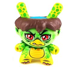 Kappa Chase ?/?? (Scott Tolleson) City Cryptid Dunny series