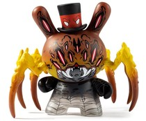 J'ba Fofi 1/24 (Craola) City Cryptid Dunny series