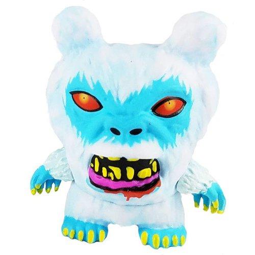 Yeti ?/?? (Skinner) City Cryptid Dunny series