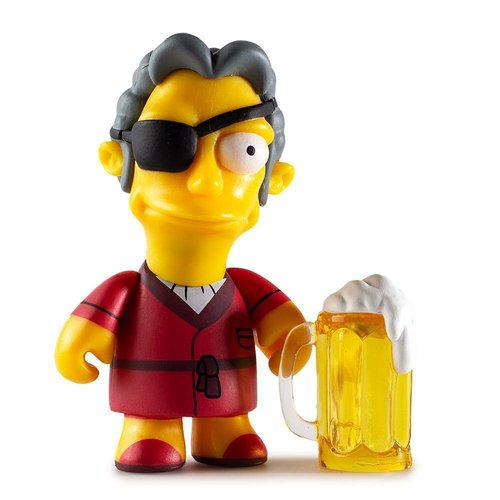 Kidrobot Moe's Tavern series (The Simpsons) - 1x Blindbox