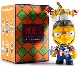 Moe's Tavern series (The Simpsons) - 1x Blindbox
