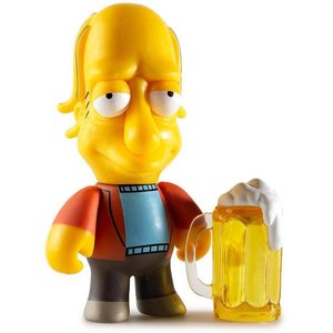 Kidrobot Larry 2/24 - Moe's Tavern series (The Simpsons)