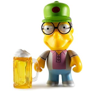 Kidrobot Sam 2/24 - Moe's Tavern series (The Simpsons)