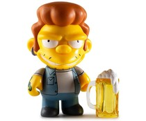 Snake 3/48 - Moe's Tavern series (The Simpsons)