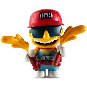 Kidrobot Duffman 3/24 - Moe's Tavern series (The Simpsons)
