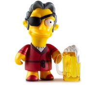 Handsome Moe 2/24 - Moe's Tavern series (The Simpsons)