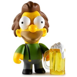 Kidrobot Lenny 2/24 - Moe's Tavern series (The Simpsons)