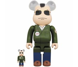 [Pre-Order] 400% & 100% Bearbrick set - Travis Bickle