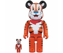 [PO] 400% & 100% Bearbrick set - Tony the Tiger
