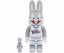 400% & 100% Rabbrick set - Bugs Bunny (Space Jam)