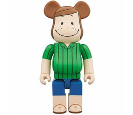 [Pre-Order] 400% Bearbrick - Peppermint Patty (Peanuts)