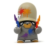 Farbattacke Trooper Beige (Teddy Troops 2.0 series 2) by Flying Fortress