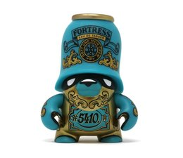 Eau de Trooper Blue (Teddy Troops 2.0 series 2) by Flying Fortress