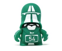Autobahn Trooper Green (Teddy Troops 2.0 series 2) by Flying Fortress
