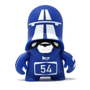 Artoyz Autobahn Trooper Blue (Teddy Troops 2.0 series 2) by Flying Fortress