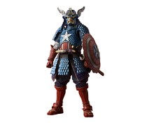 Samurai Captain America by Tamashii Nations x Marvel