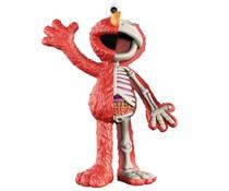 Elmo (XXRAY Plus) by Jason Freeny x Sesame Street