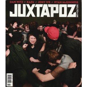 Juxtapoz #168 (January 2015) Dan Witz