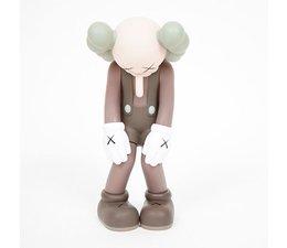 """[Pre-order] 11"""" Small Lie (Brown) by KAWS x Medicom Toys"""