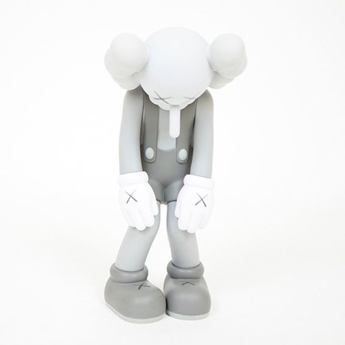 "Medicom Toys 11"" Small Lie (Grey) by KAWS x Medicom Toys"