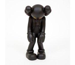 """[Pre-Order] 11"""" Small Lie (Black) by KAWS x Medicom Toys"""