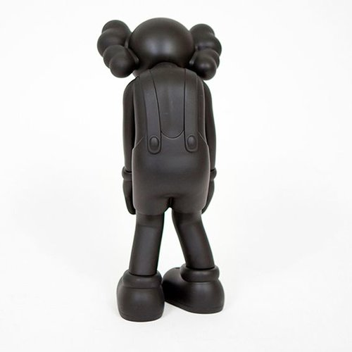 "Medicom Toys 11"" Small Lie (Black) by KAWS x Medicom Toys"