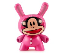 Julius 1/24 (Pink) by Paul Frank Dcon Designer Con Dunny series