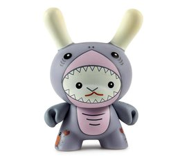 Shark 2/24 by Flat Bonnie Dcon Designer Con Dunny series