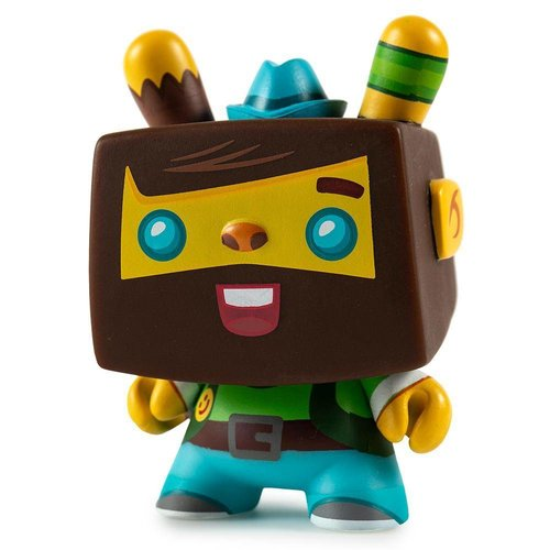Kidrobot DCON Vincent 3/24 by Scott Tolleson Dcon Designer Con Dunny series